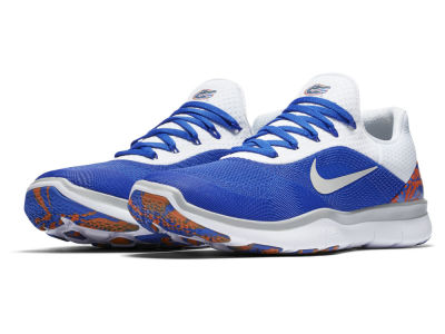 Florida Gators Nike NCAA Free Trainer V7 Week Zero Shoes