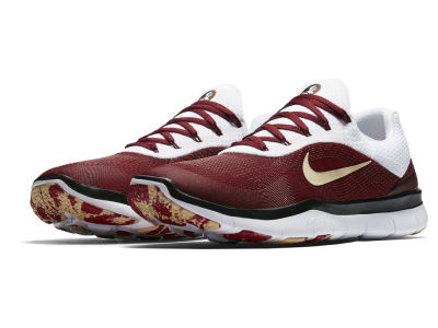 Florida State Seminoles Nike NCAA Free Trainer V7 Week Zero Shoes