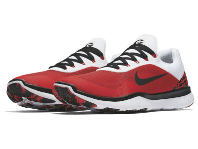 Georgia Bulldogs Nike NCAA Free Trainer V7 Week Zero Shoes