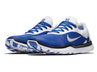 Kentucky Wildcats Nike NCAA Free Trainer V7 Week Zero Shoes