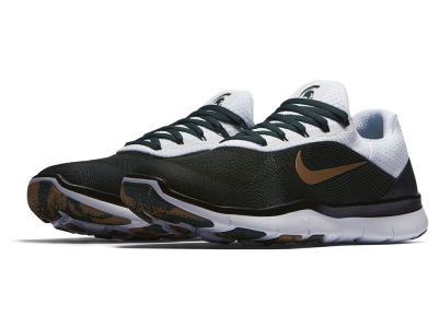 Michigan State Spartans Nike NCAA Free Trainer V7 Week Zero Shoes