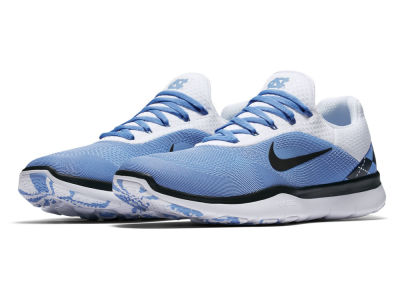 North Carolina Tar Heels Nike NCAA Free Trainer V7 Week Zero Shoes