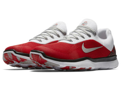 Ohio State Buckeyes Nike NCAA Free Trainer V7 Week Zero Shoes