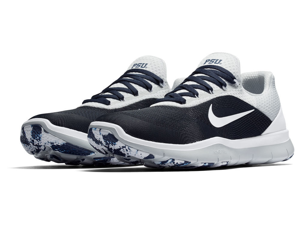 the latest 97fee 091ff Nike Free Trainer 5.0 V6 Michigan State Spartans Penn State Nittany Lions  Nike NCAA Free Trainer V7 Week Zero Shoes ...