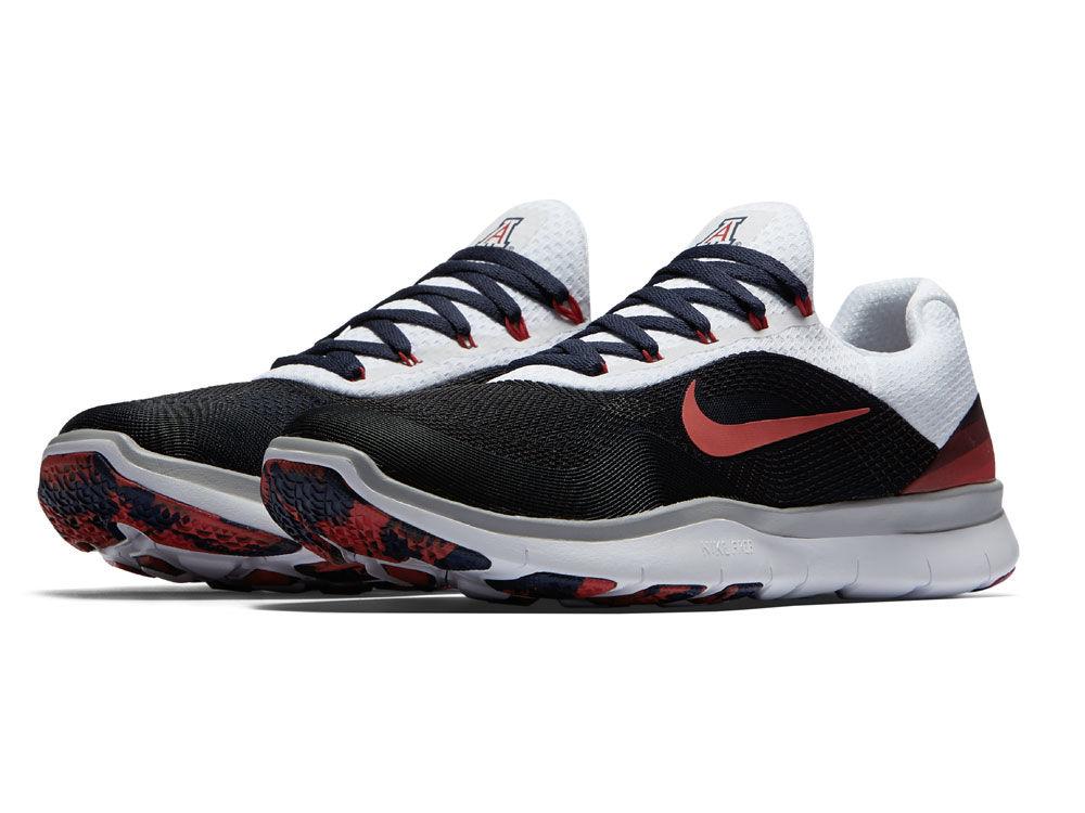 huge selection of 42d2c 30bcd Arizona Wildcats Nike NCAA Free Trainer V7 Week Zero Shoes