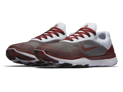 Oklahoma Sooners Nike NCAA Free Trainer V7 Week Zero Shoes