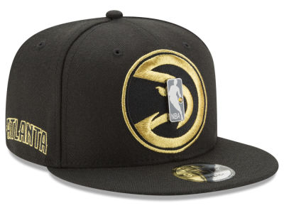Atlanta Hawks New Era NBA Playoff Push 9FIFTY Snapback Cap