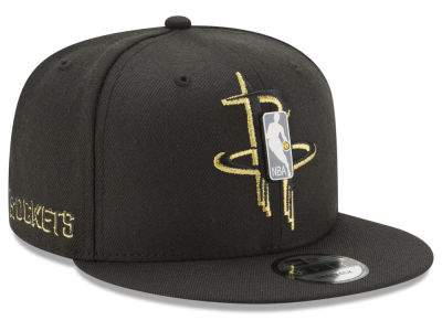 Houston Rockets New Era NBA Playoff Push 9FIFTY Snapback Cap