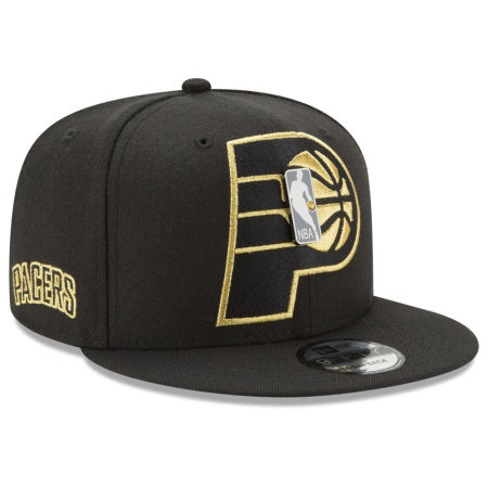 Indiana Pacers New Era NBA Playoff Push 9FIFTY Snapback Cap