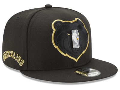 Memphis Grizzlies New Era NBA Playoff Push 9FIFTY Snapback Cap