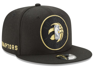 Toronto Raptors New Era NBA Playoff Push 9FIFTY Snapback Cap