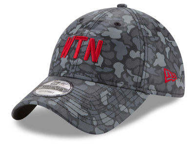 Toronto Raptors New Era NBA We The North Collection Camo 9FIFTY Snapback Cap