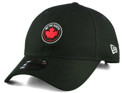 Toronto Raptors New Era NBA We The North Collection Patch 9TWENTY Strapback Cap