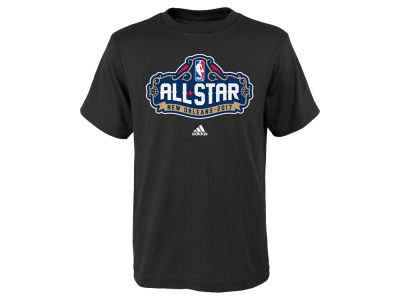 NBA All Star adidas NBA Youth 2017 All Star Primary Logo T-Shirt