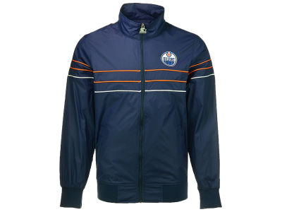 Edmonton Oilers GIII NHL Men's All-Star Full Zip Jacket