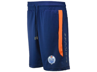 Edmonton Oilers GIII NHL Men's Momentum Synthetic Shorts