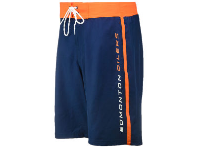 Edmonton Oilers GIII NHL Men's Endurance Board Shorts