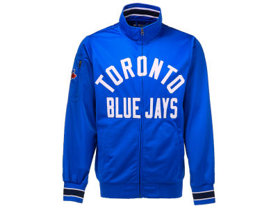 Toronto Blue Jays G-III Sports MLB Men's Contender Full Zip Track Jacket