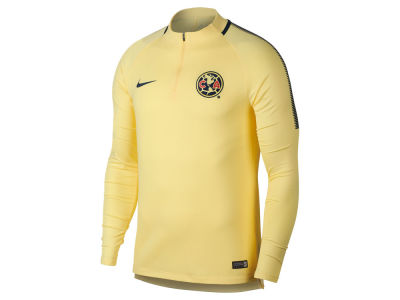 Club America Nike Men's Club Team Drill Top 1/4 Zip