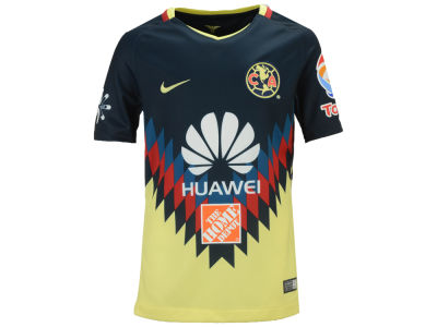 Club America Nike Club Team Youth Home Stadium Jersey