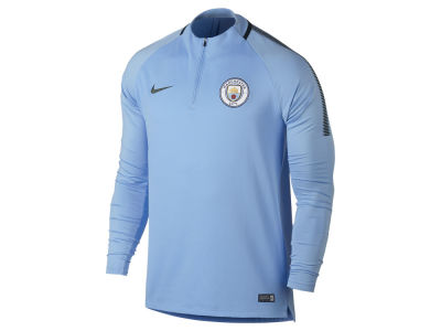 Manchester City Nike Men's Club Team Drill Top 1/4 Zip