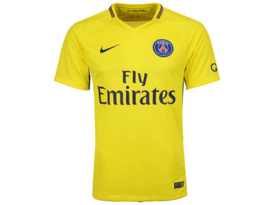 Paris Saint-Germain Nike Men's Club Team Away Stadium Jersey