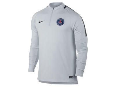 Paris Saint-Germain Nike Men's Club Team Drill Top 1/4 Zip