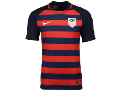 USA Nike 2017 Men's National Team Gold Cup Jersey