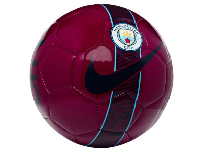 Manchester City Nike Supporter Soccer Ball
