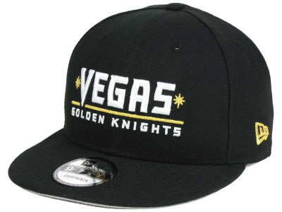 Vegas Golden Knights New Era NHL All Day 9FIFTY Snapback Cap