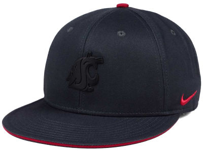 Washington State Cougars Nike NCAA Col Energy True Snapback Cap