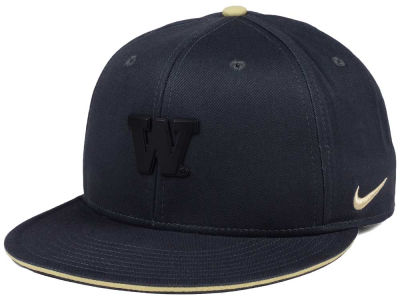 Washington Huskies Nike NCAA Col Energy True Snapback Cap