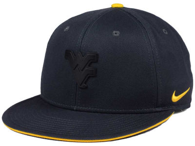 West Virginia Mountaineers Nike NCAA Col Energy True Snapback Cap