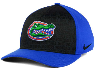 Florida Gators Nike NCAA Just Do It Swooshflex Cap