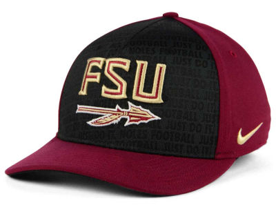 Florida State Seminoles Nike NCAA Just Do It Swooshflex Cap