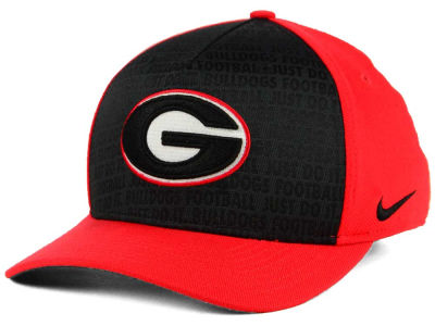 Georgia Bulldogs Nike NCAA Just Do It Swooshflex Cap