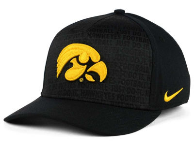 Iowa Hawkeyes Nike NCAA Just Do It Swooshflex Cap