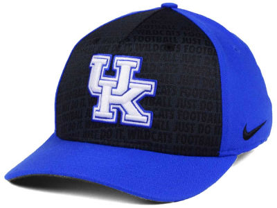 Kentucky Wildcats Nike NCAA Just Do It Swooshflex Cap