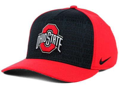 Ohio State Buckeyes Nike NCAA Just Do It Swooshflex Cap