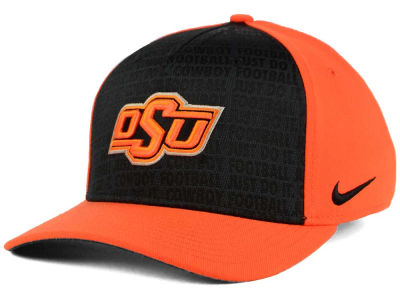 Oklahoma State Cowboys Nike NCAA Just Do It Swooshflex Cap