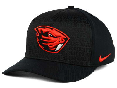 Oregon State Beavers Nike NCAA Just Do It Swooshflex Cap