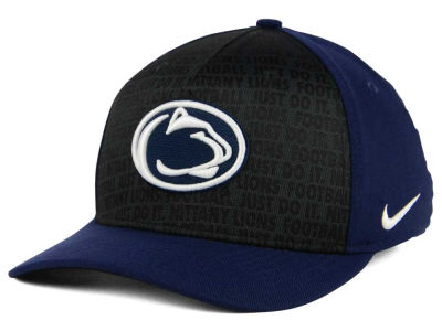 Penn State Nittany Lions Nike NCAA Just Do It Swooshflex Cap