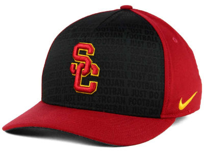 USC Trojans Nike NCAA Just Do It Swooshflex Cap