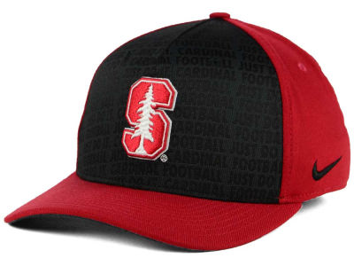 Stanford Cardinal Nike NCAA Just Do It Swooshflex Cap