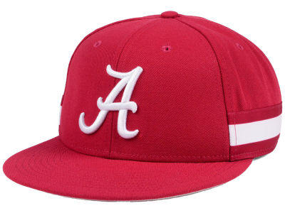 Alabama Crimson Tide Nike NCAA True Woven Stripe Snapback Cap