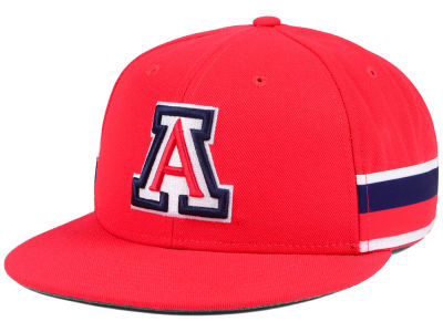 Arizona Wildcats Nike NCAA True Woven Stripe Snapback Cap