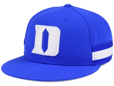 df65ea79d49 hot duke blue devils nike ncaa true woven stripe snapback cap 6ff8e 2a746