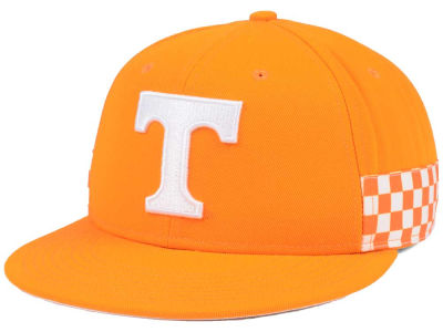 Tennessee Volunteers Nike NCAA True Woven Stripe Snapback Cap
