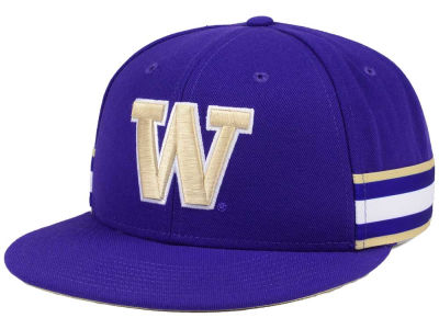 Washington Huskies Nike NCAA True Woven Stripe Snapback Cap