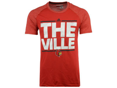 Louisville Cardinals adidas NCAA Men's Dassler City Nickname T-Shirt